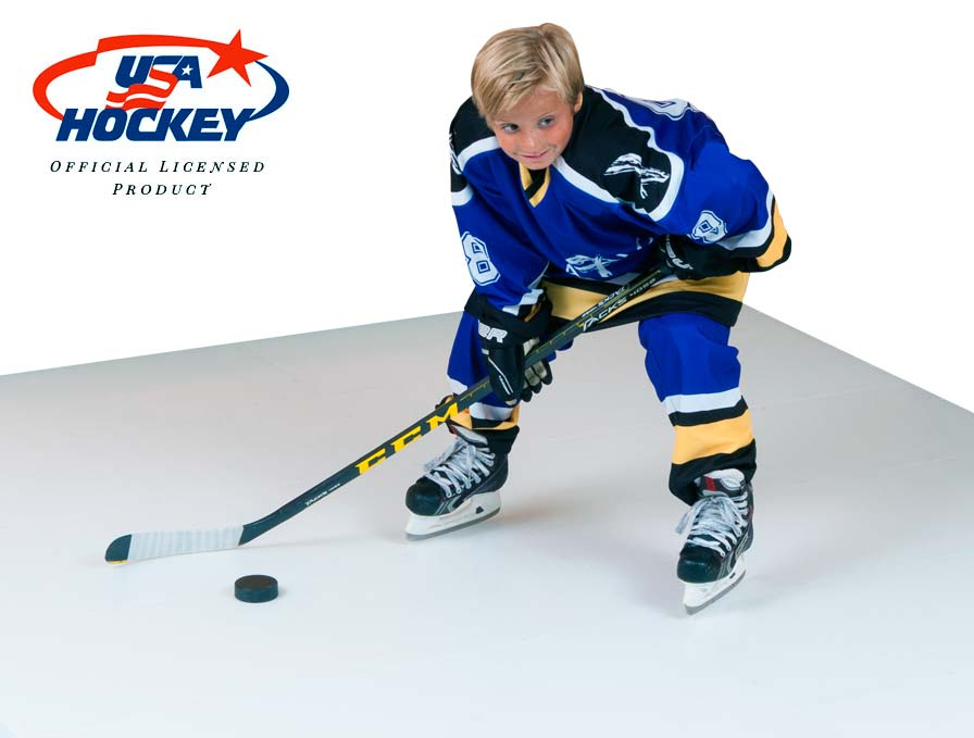 Synthetic Ice for Hockey Training