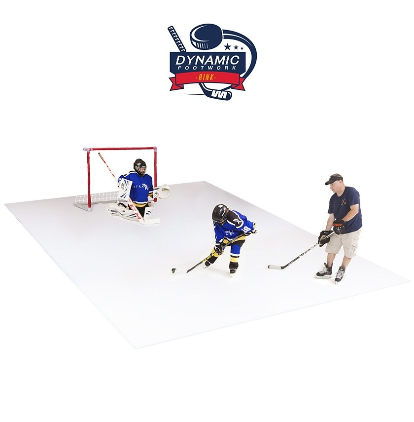 Synthetic Ice for Basement
