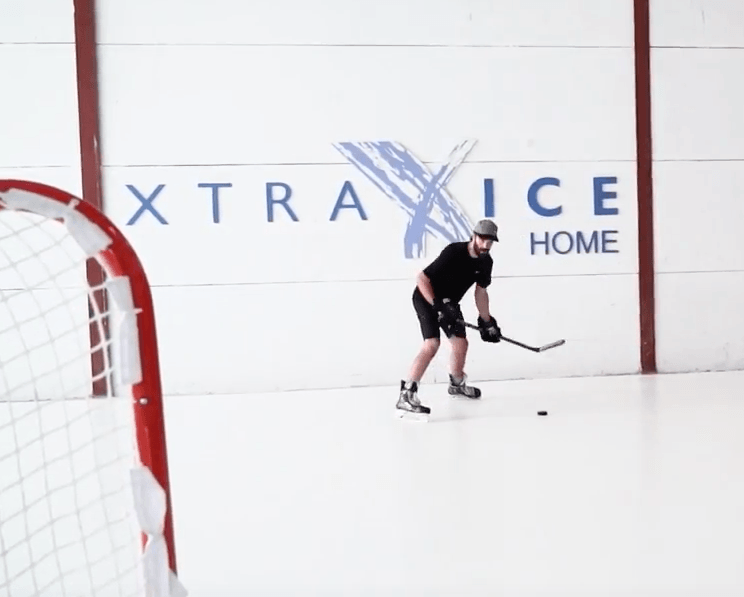 Hockey Shooting Drills for Defensemen
