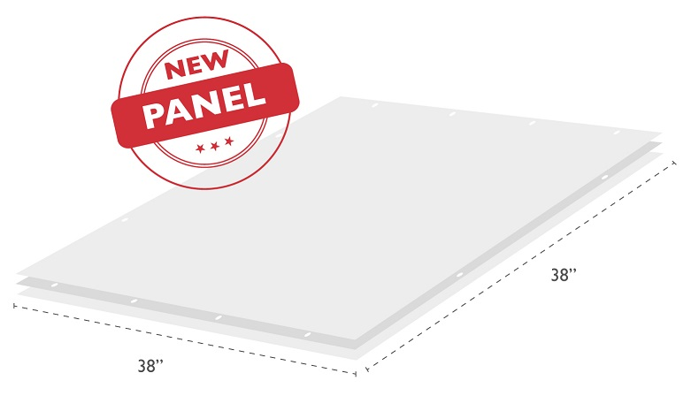 New Xtraice Home Panel