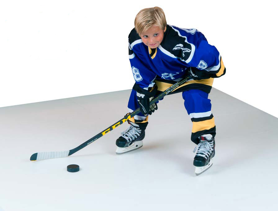 Synthetic Ice for Hockey Training Drills | Synthetic Ice for Home Use